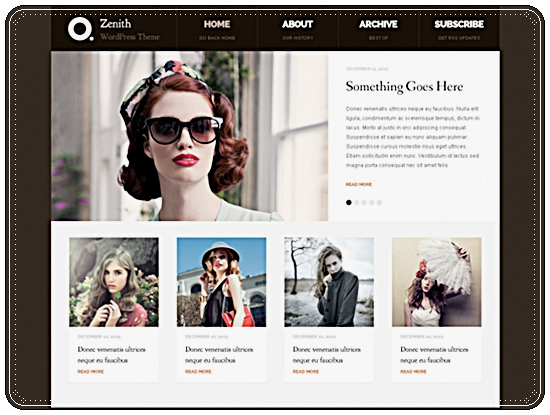 New wordpress themes (1)