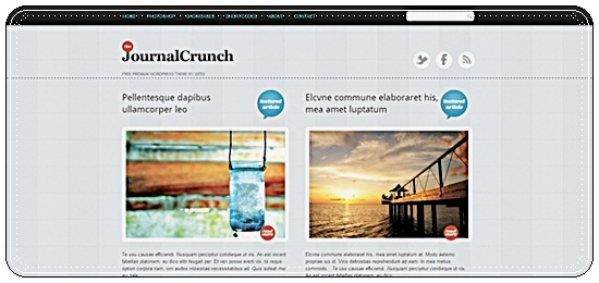 New wordpress themes (3)