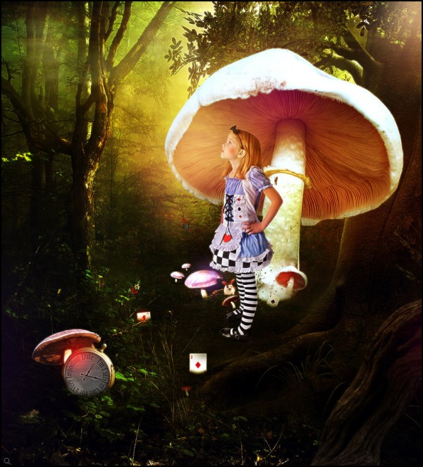 Alice_in_Wonderland_by_barrena