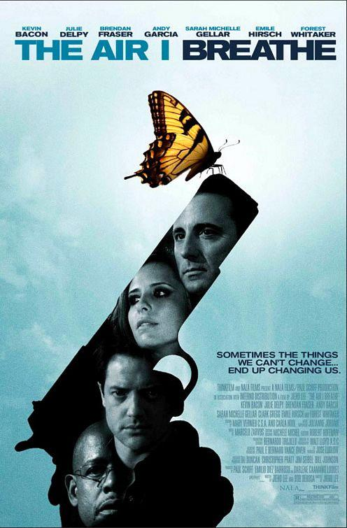 air i breathe 100 Most Astonishing Movie Posters