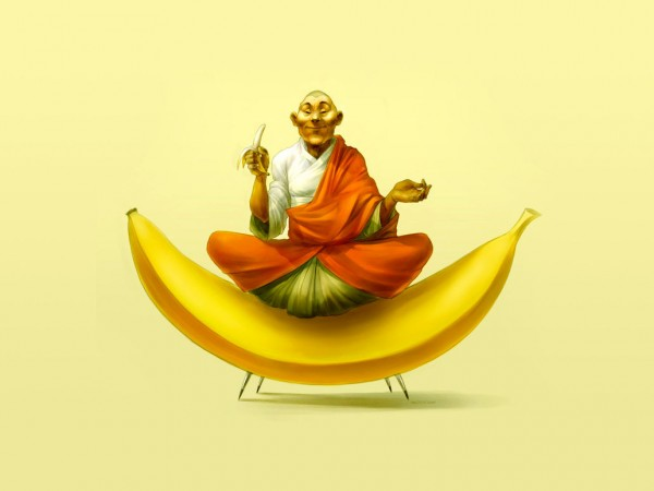 budha_banana_by_wallpapers