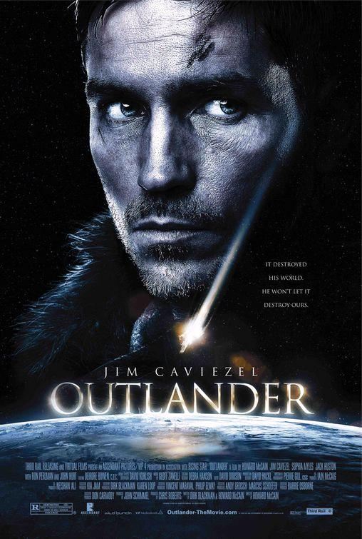 outlander 100 Most Astonishing Movie Posters