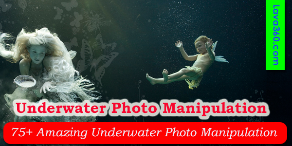 45+ Amazing Underwater Photo Manipulation