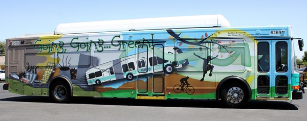 Beautiful Bus Wraps (8)
