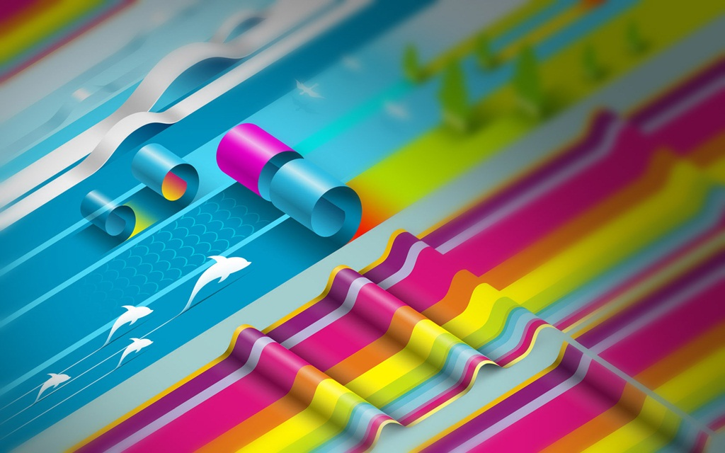 Stunningly Colorful Wallpapers for your Desktop (8)