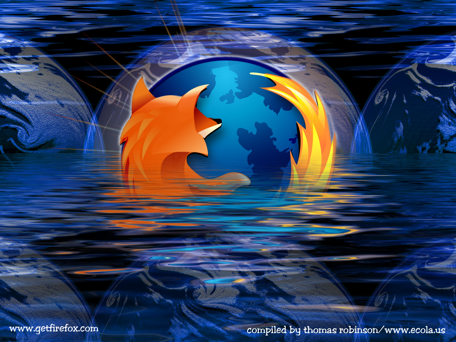 Beautiful Firefox Wallpapers  (5)