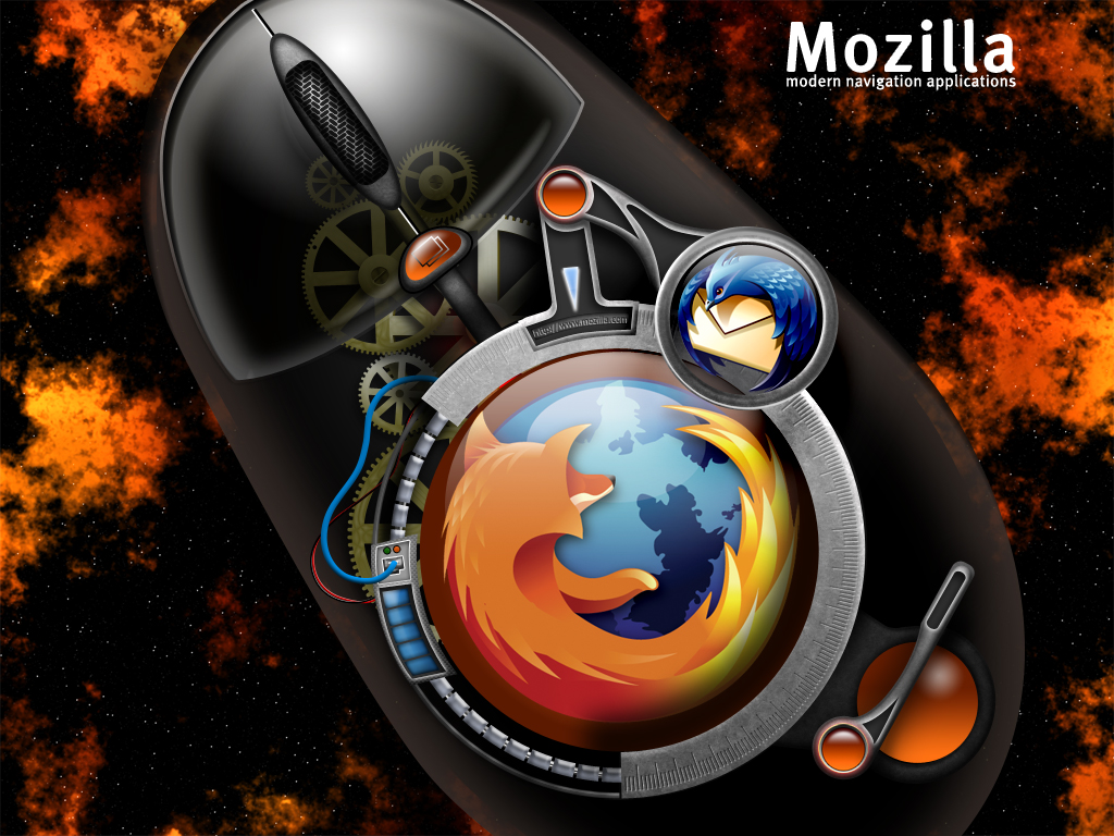 Beautiful Firefox Wallpapers  (9)