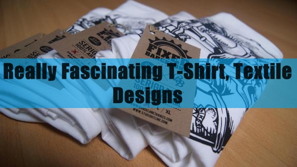 Really Fascinating T-Shirt, Textile Designs