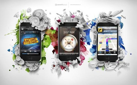 Sensational iPhone Design Posters (1)