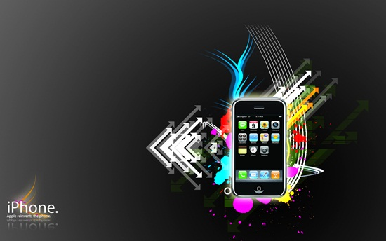Sensational iPhone Design Posters (3)