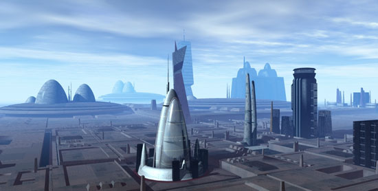futurecity33 30 Breathtaking Future City Concept Art