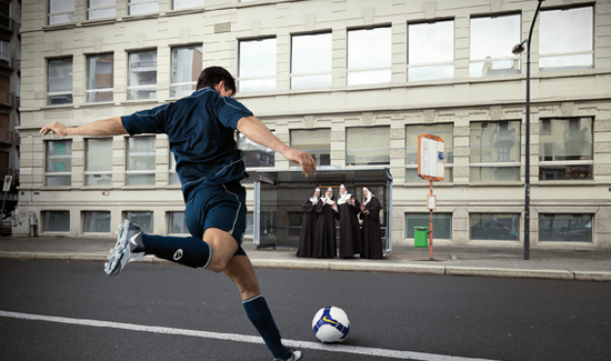 Sports Photography adverts