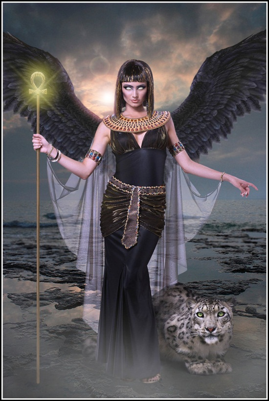 Gorgeous Cleopatra the Great images in Digital Art (9)