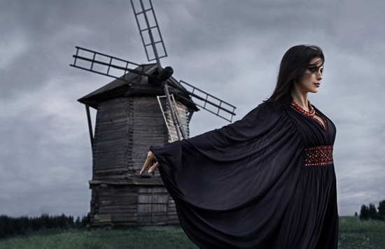 Fashion Photography By Andrey & Lilli