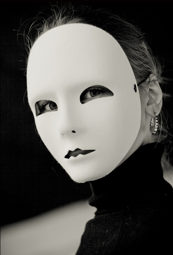 Behind The Mask Photo