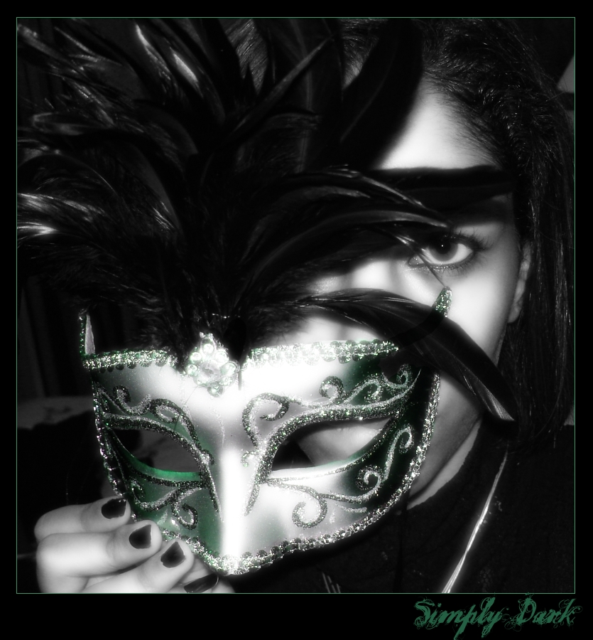 me_and_my_mask_by_Jalene
