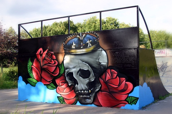 Graffiti Art1