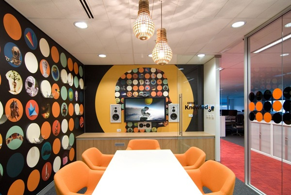Sensational Interior Designs For Your Office (1)