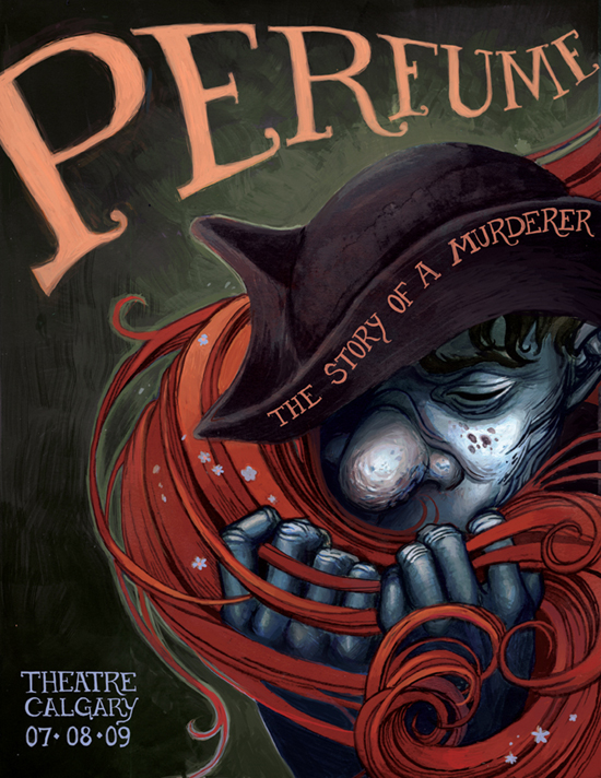 Creative Theater Perfoming Art Poster Designs