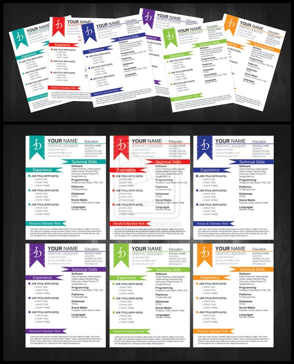 Creative resume ideas15
