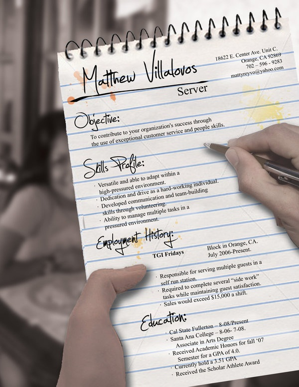 Creative resume ideas3