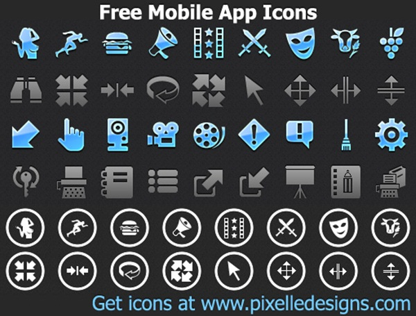 Design & Software Icons