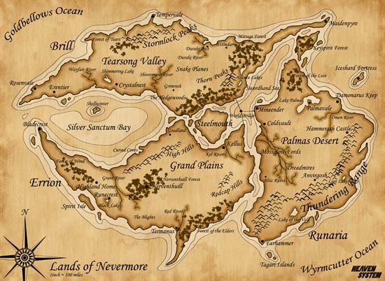Creative & Inspirational Map Designs