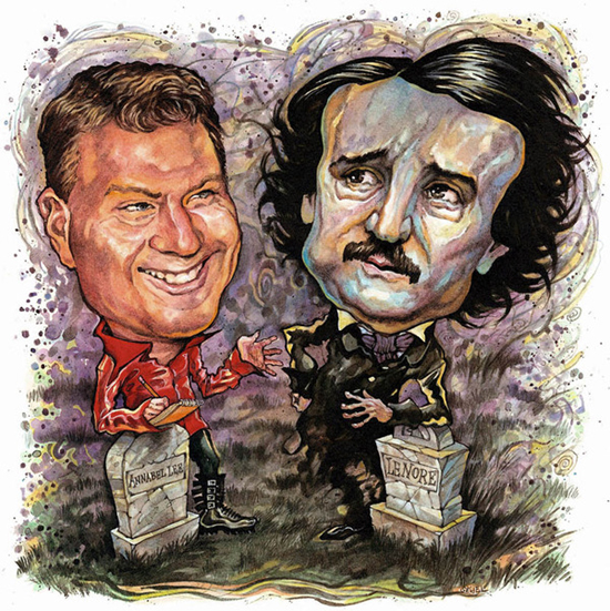 Caricature Magazine Art