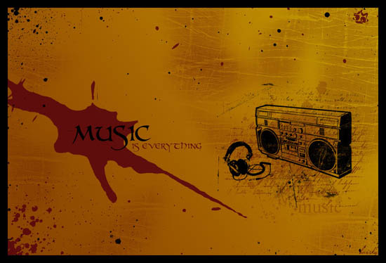 musthave musicwallpaper30 50 Electrifying Must Have HQ Music Wallpapers