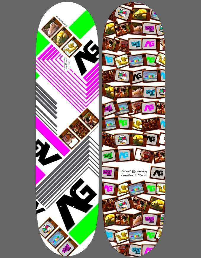 Skateboard Deck Designs (10)