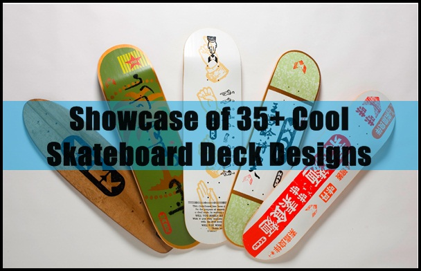 Skateboard Deck Designs (1)