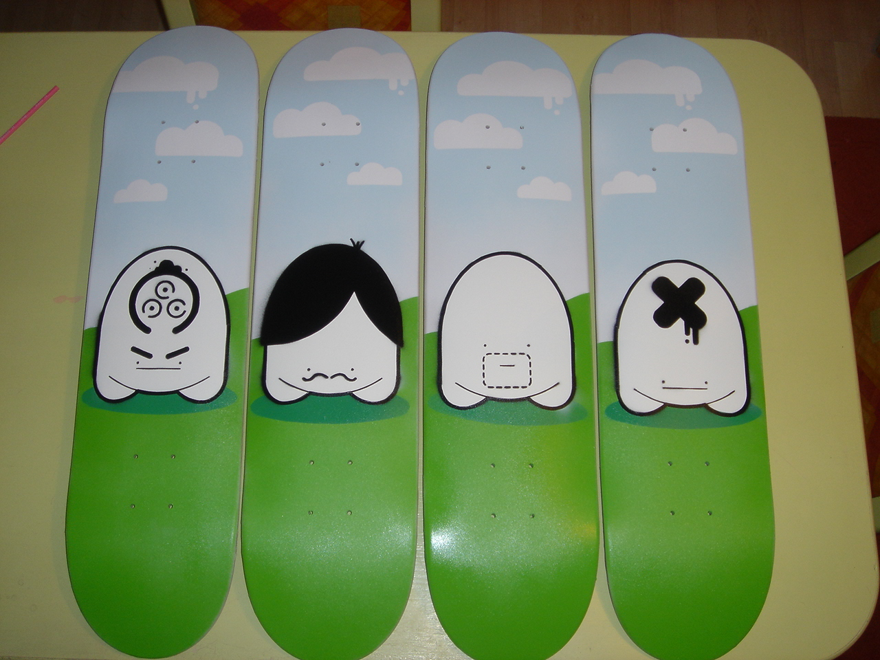 Skateboard Deck Designs (4)