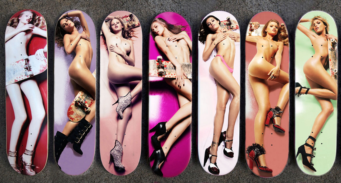 Skateboard Deck Designs (7)