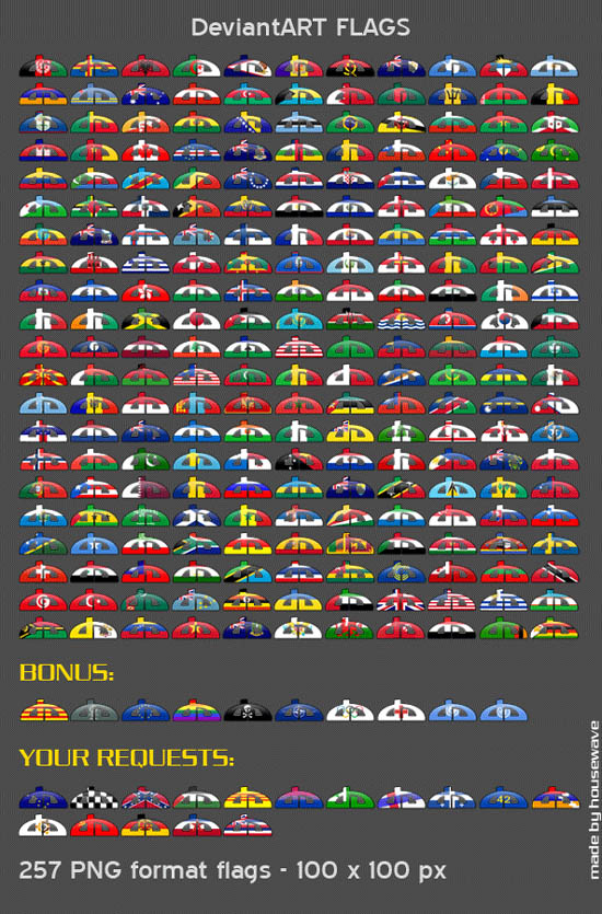 Download Free Country Flags Icons