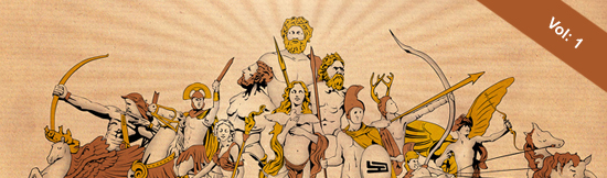 Ancient Greek Gods & Legends