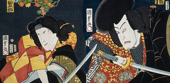 Most Fascinating Examples of Traditional Japanese Paintings