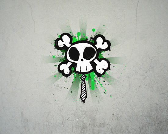 High Resolution Skull Wallpaper