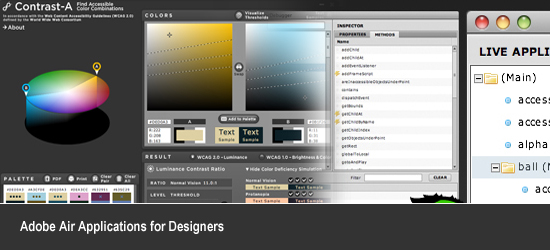 25 Useful Adobe Air Applications for Designers