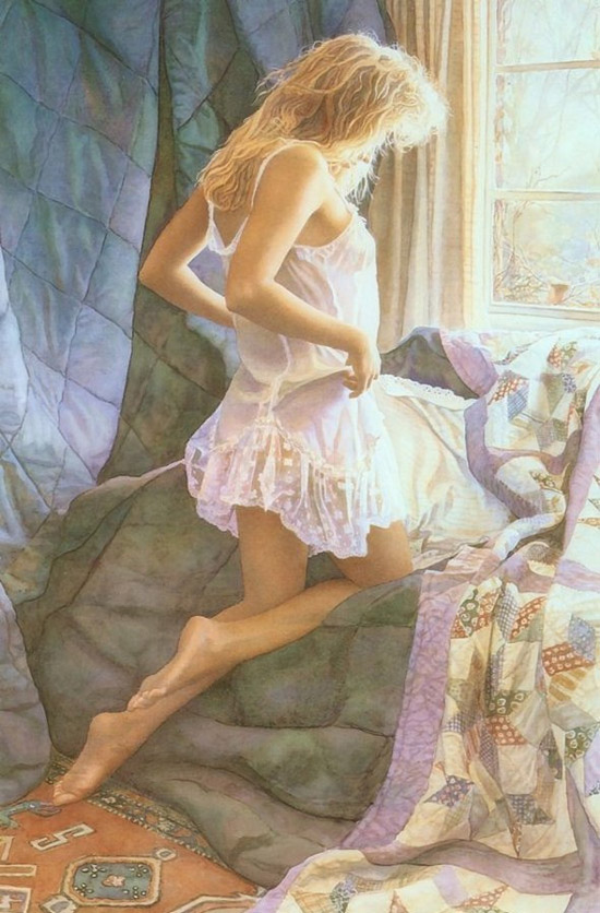 Splendor & Character of Woman By Steve Hanks