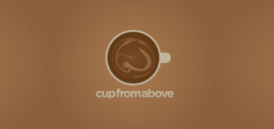 coffee logo15 36 Creative & Beautiful Coffee Logo Designs