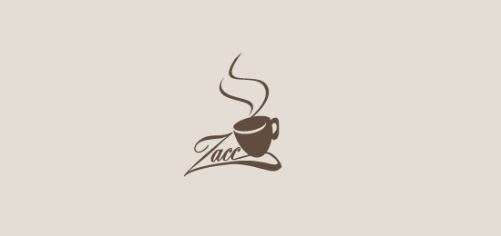 coffee logo22 36 Creative & Beautiful Coffee Logo Designs