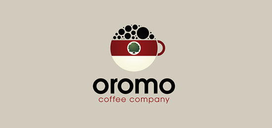 coffee logo27 36 Creative & Beautiful Coffee Logo Designs