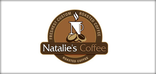 coffee logo29 36 Creative & Beautiful Coffee Logo Designs