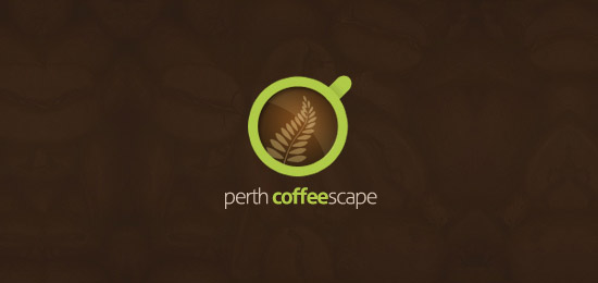 coffee logo33 36 Creative & Beautiful Coffee Logo Designs