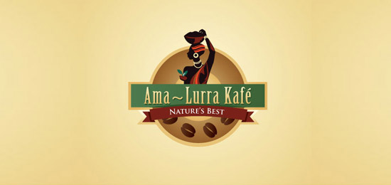 coffee logo34 36 Creative & Beautiful Coffee Logo Designs