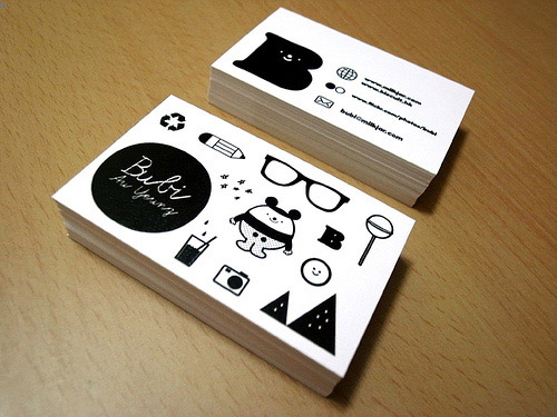 30+ Newly Inspired Business Card Designs