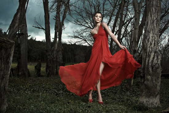 Glamorous & Stylish Fashion Photography By Zuanc