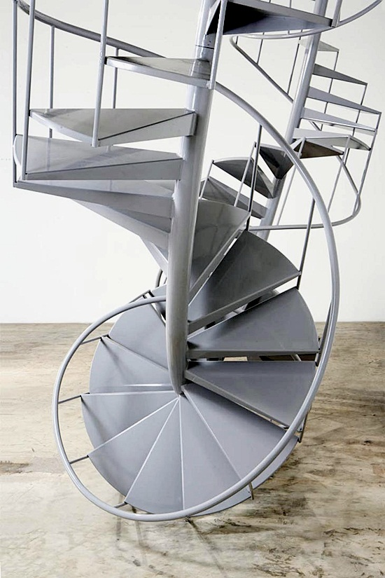 Spiral & Helical Staircase Photography