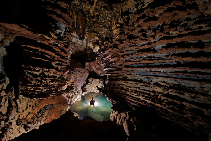 cave13 Conquering an Infinite Cave in Vietnam: National Geography