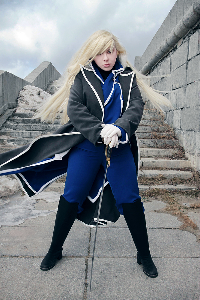fma  nord Most Bewitching & Captivating Costume Play Photography